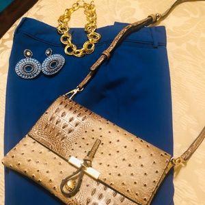 Rafaela Crop/ Ankle pant. Pretty Royal Blue. SS 12